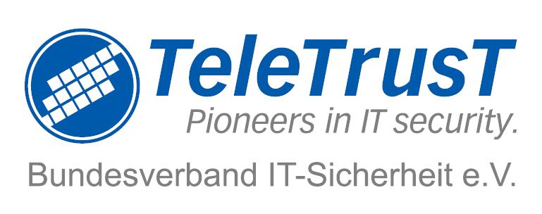Logo TeleTrusT - Bundesverband IT-Sicherheit