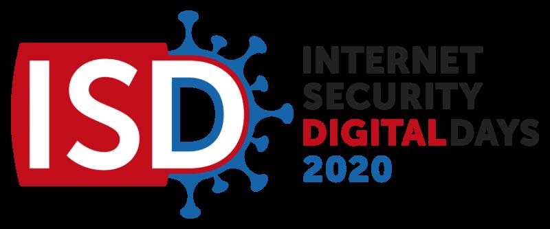 Logo Internet Security Digital Days 2020