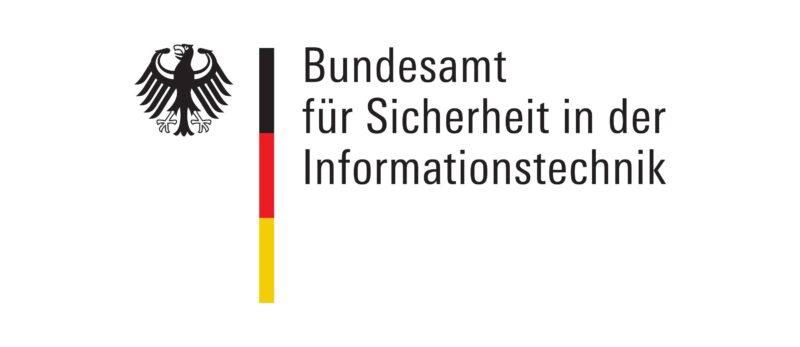 Logo des Bundesamts für Sicherheit in der Informationstechnik