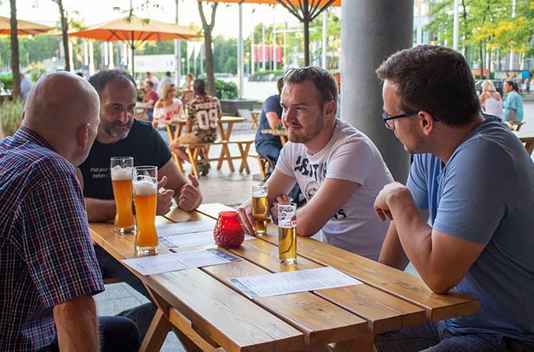 """""""Friends of carmasec"""" Stammtisch im Q3 2020"""
