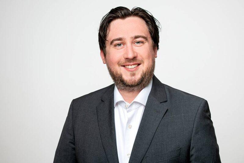 Profilfoto von Patrick Brooks, Senior Security Consultant