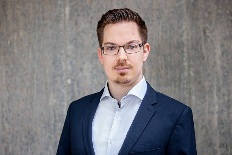 Profilfoto von Robert Heinlein, Senior Security Consultant