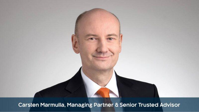 Carsten Marmulla, Managing Partner & Senior Trusted Advisor