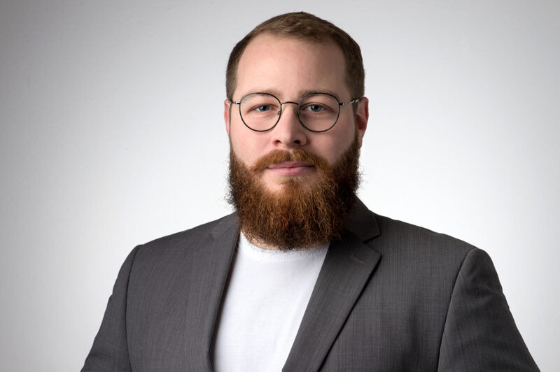Kevin Kloft, Security Solution Architect bei carmasec
