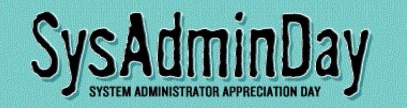 Logo SysAdminDay