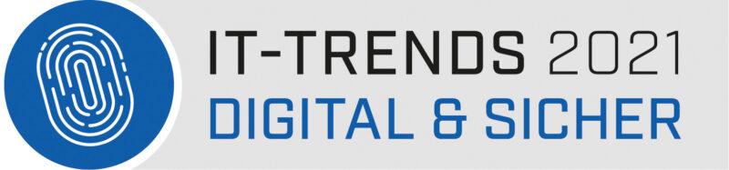 Logo IT Trends DIGITAL & SICHER