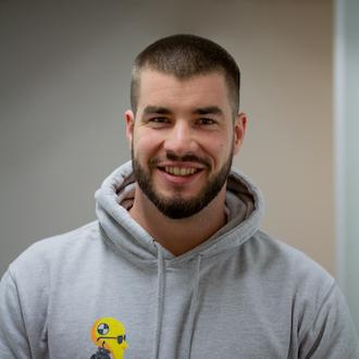 Felix Brombacher, Co-Gründer von Crashtest Security