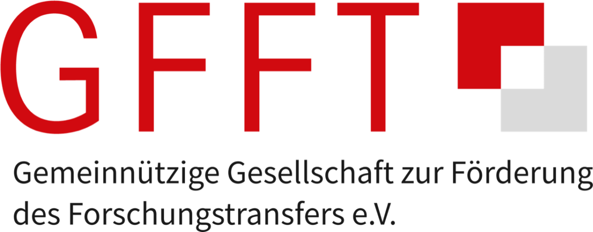 Logo Gemeinnützige Gesellschaft zur Förderung des Forschungstransfers e.V.