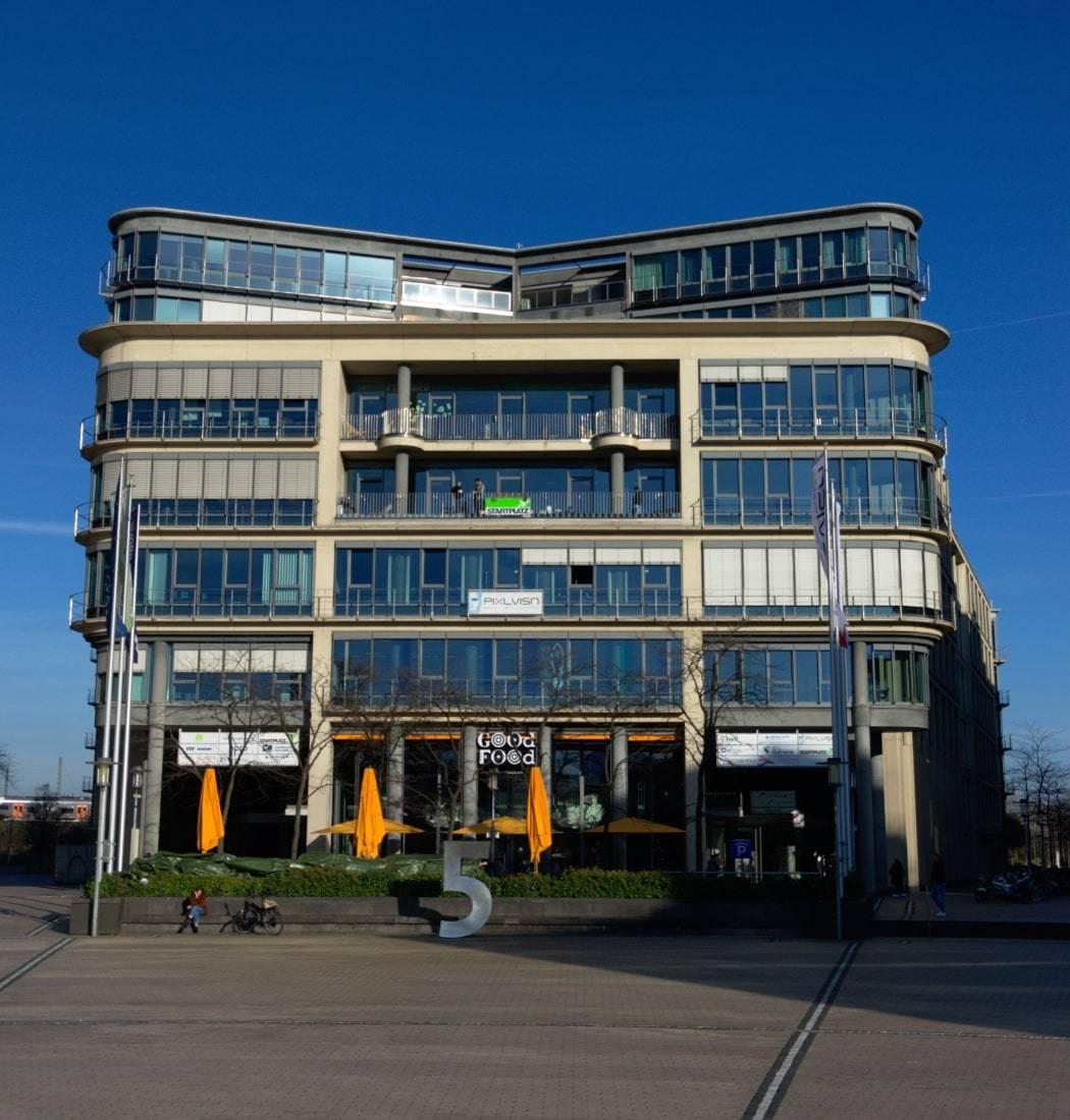 Standort Köln Außenansicht