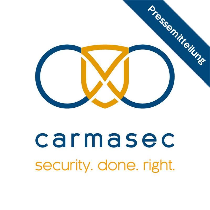 Beitragsbild carmasec Pressemitteilung