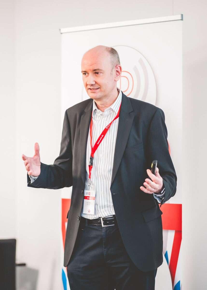 Carsten Marmulla Vortrag auf dem ISD 2019