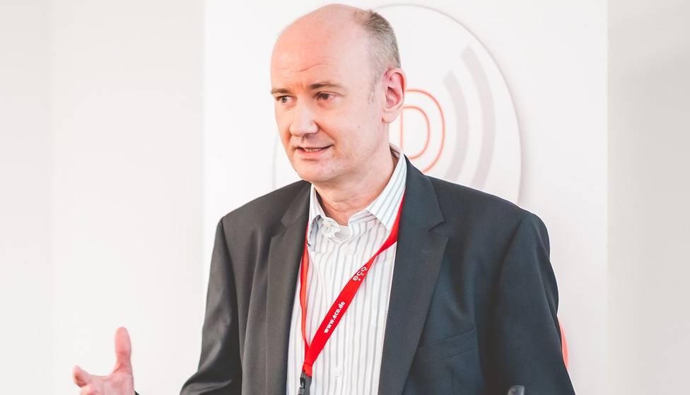 Carsten Marmulla Vortrag auf dem ISD 2019 Querformat