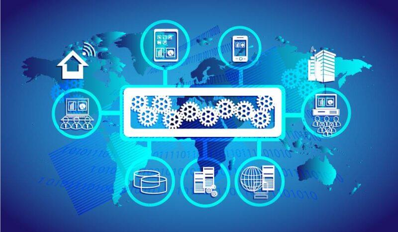 Use Case sichere Infrastruktur: Intelligente Vernetzung