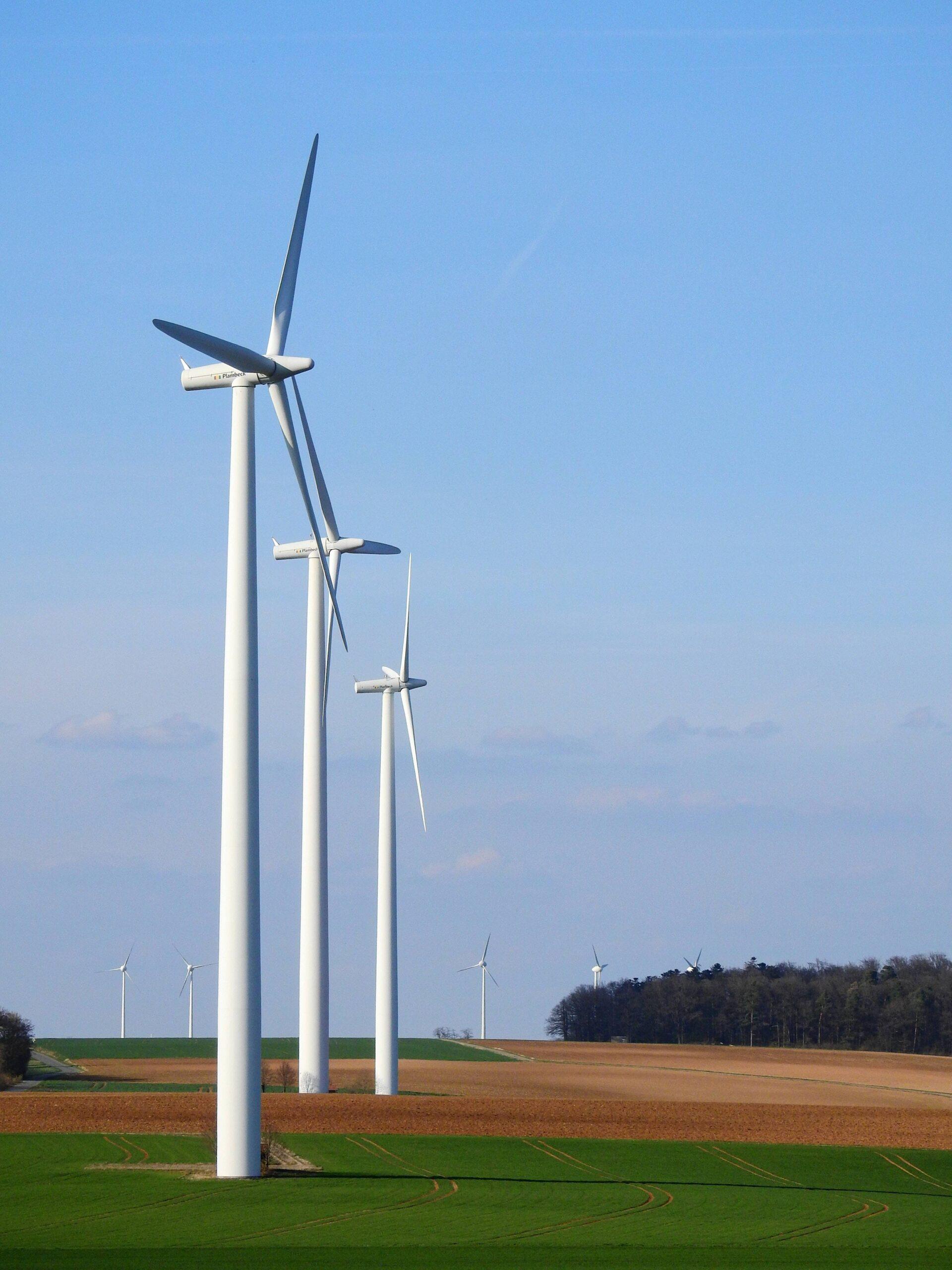 Zero-Trust-Konzept: Sicherung von Windmühlenparks
