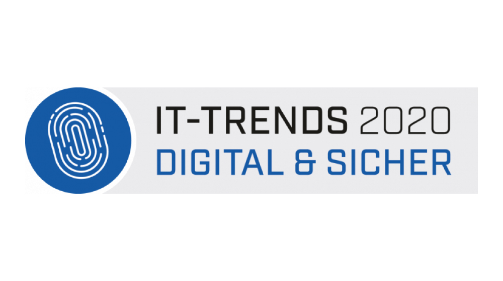 Logo IT-Trends: DIGITAL&SICHER