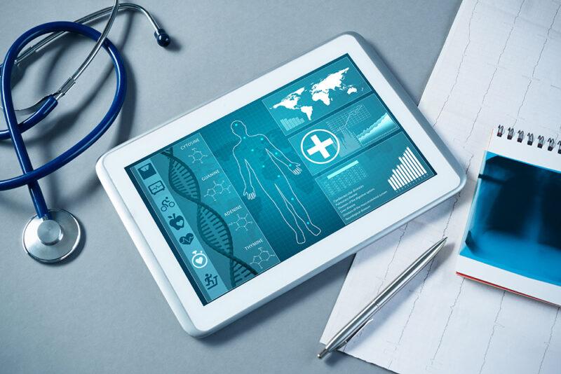 Cybersicherheit im Gesundheitswesen - Praxen und Labore