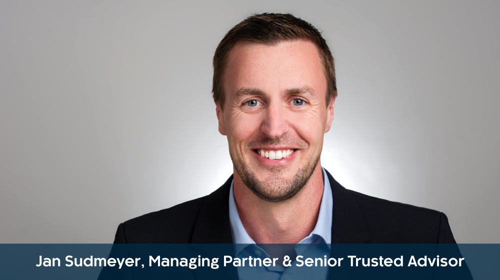 Profilbild Jan Sudmeyer, Managing Partner & Senior Trusted Advisor