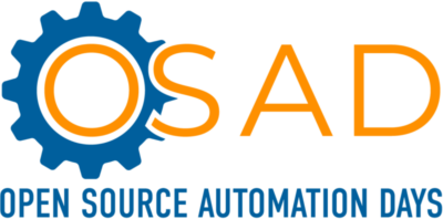 Logo Open Source Automation Days